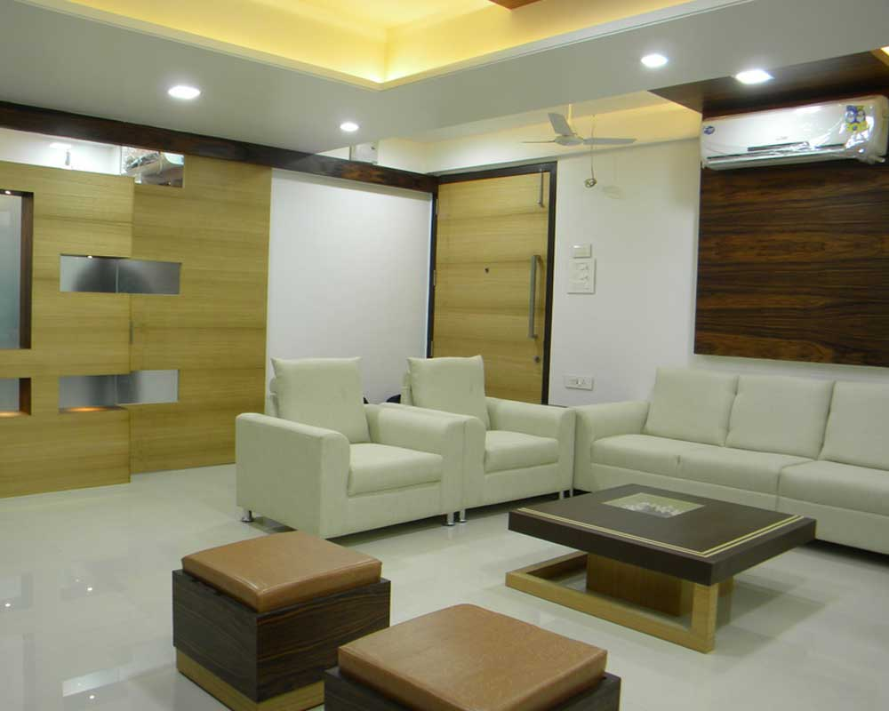 Sorate at Kolhapur-Interior Commircial cum Residential ...